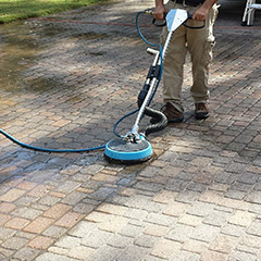 Tile & Grout Patio Cleaning